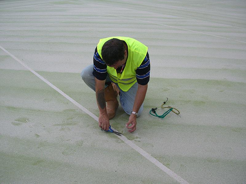 Sports-Pitch-Maintenance-Seam-Repair