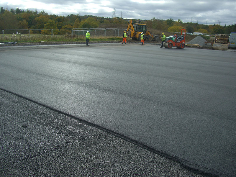 LeisureTec Surfaces | Macadam Pitch Surface