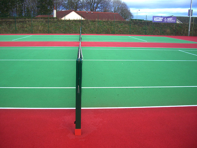 LeisureTec Surfaces | Polymeric Pitch Surfaces