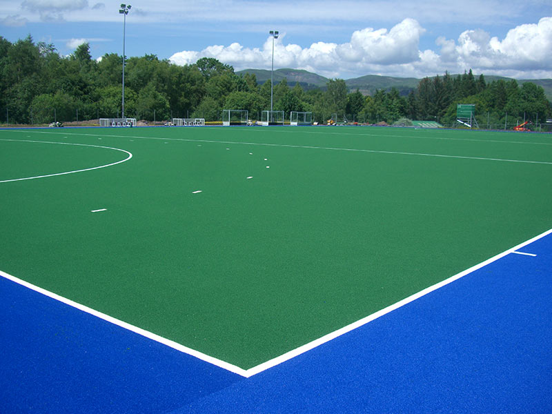 LeisureTec Surfaces | Water Based Pitch Surface